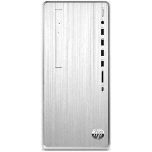 HP Pavilion TP01-1016 MiniTower 8GB 1TB Intel Core i5-10400 Win10, Silver (Certified Refurbished)