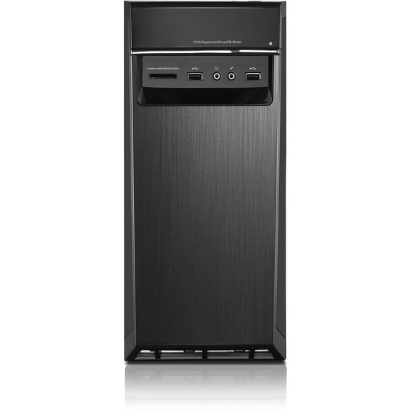 Lenovo H50-55 Desktop 12GB 2TB AMD A10-7800 X4 3.5GHz Win10, Black (Certified Refurbished)