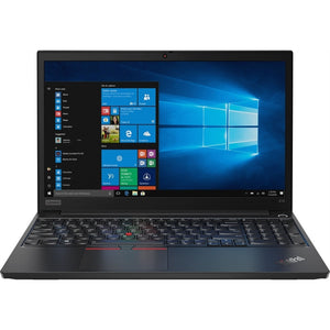 "Lenovo ThinkPad E15 15.6"" 8GB 256GB Intel Core i7-10510U X4 1.8GHz, Black (Certified Refurbished)"