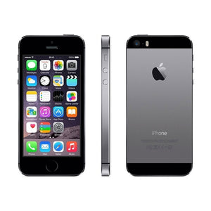 "Apple iPhone 5s 16GB 4"" 4G LTE T-Mobile, Space Gray (Refurbished)"