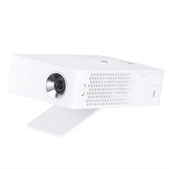 LG Electronics PH30JG DLP Projector White,(Certified Refurbished)