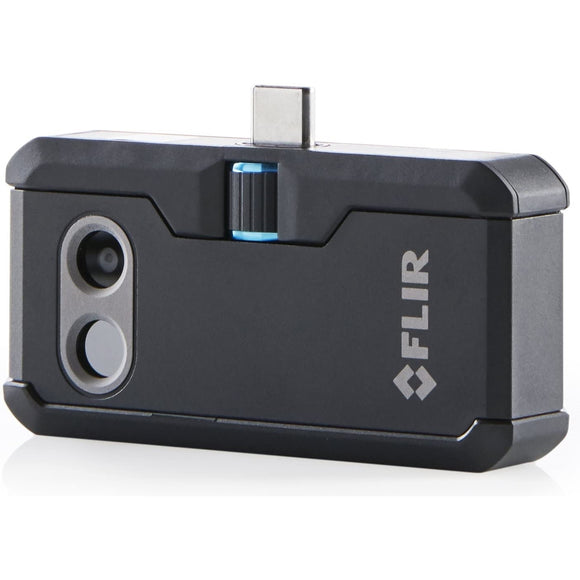 Flir One Pro 435-0006-01 USB-C Thermal Professional Grade Action Camera, Black