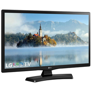 "LG 22LJ4540 1080p 22"" LED-backlit Monitor, Black"