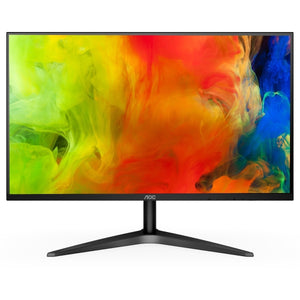 "AOC 24B1XHS 1080p 23.8"" IPS Monitor, Black (Certified Refurbished)"