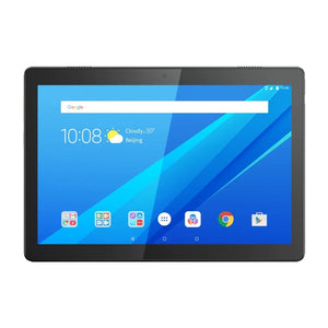"Lenovo Tab M10 TB-X605F 10.1"" Tablet 32GB WiFi X8 1.8GHz, Slate Black (Certified Refurbished)"