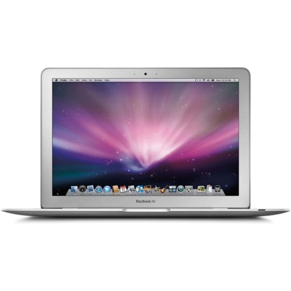 Apple MacBook Air MC968LL/A Intel Core i5-2467M X2 1.6GHz 2GB 64GB, Silver (Certified Refurbished)