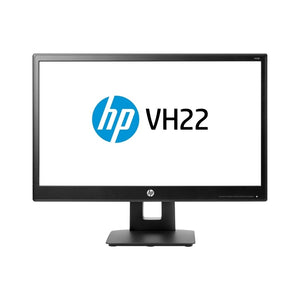 "HP Business Class VH22 21.5"" 16:9 LCD Monitor, Black"