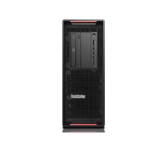 Lenovo ThinkStation P720 Tower 32GB 3TB Intel Xeon Silver 4110 Win10, Black (Certified Refurbished)