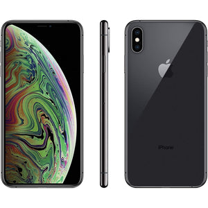 "Apple iPhone XS Max 256GB 6.5"" 4G LTE Unlocked, Space Gray (Scratch and Dent)"