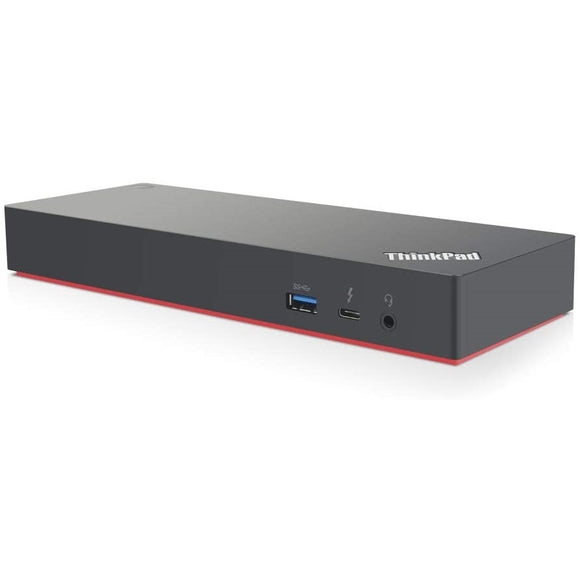 Lenovo Thunderbolt 3 Gen 2 Dock, Black