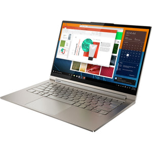 "Lenovo Yoga C940-14IIL 14"" Touch 12GB 256GB Intel Core i7-1065G7 X4 1.3GHz Win10, Mica (Refurbished)"