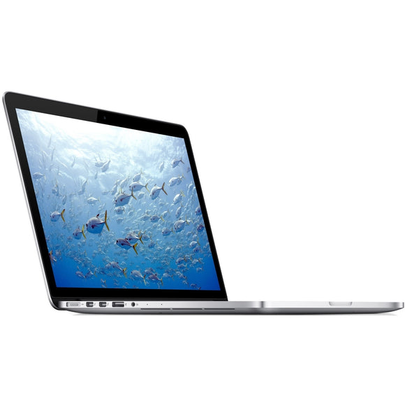 Apple MacBook Pro MGXG2LL/A Intel Core i7-4980HQ X4 2.7GHz 16GB 512GB SSD, Silver (Refurbished)
