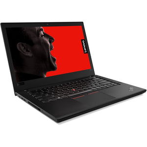 "Lenovo ThinkPad T480 14"" 8GB 256GB Intel Core i5-8250U X4 1.6GHz, Black (Certified Refurbished)"