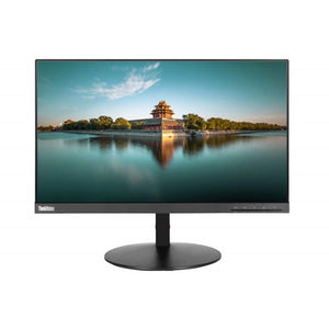 "Lenovo ThinkVision T22i-10 1080p 21.5"" IPS Monitor, Black"