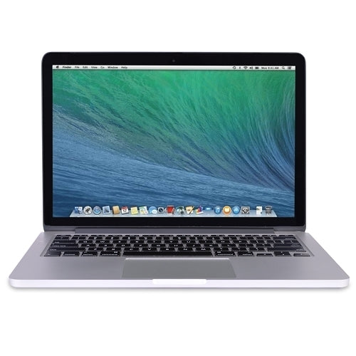 Apple MacBook Pro MF839LL/A Intel Core i5-5257U X2 2.7GHz 8GB 128GB SSD, Silver (Scratch and Dent)