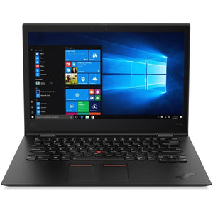 "Lenovo ThinkPad X1 Yoga G3 14"" Touch 8GB 256GB Intel Core i7-8550U, Black (Certified Refurbished)"