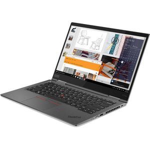 "Lenovo ThinkPad X1 Yoga Gen 4 14"" Touch 8GB 256GB X4 1.8GHz Win10, Iron Grey (Certified Refurbished)"