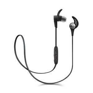 Jaybird X3 Sport Water Resistant Wireless Bluetooth In-Ear Headphones, Black (Certified Refurbished)