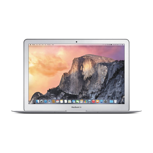 Apple MacBook Air MJVG2LL/A Intel Core i5-5250U X2 1.6GHz 4GB 256GB SSD, Silver (Scratch and Dent)