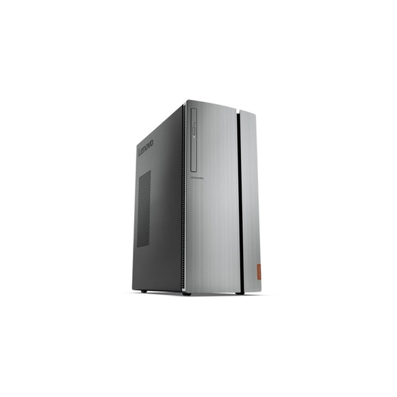 Lenovo IdeaCentre 720-18ICB Gaming 16GB 2TB Intel Core i7-8700 Win10, Silver (Certified Refurbished)