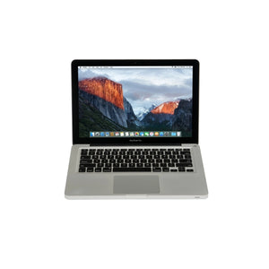 "Apple MacBook Pro MB991LL/A 13.3"" 4GB 250GB Intel Core Duo P8700, Silver (Certified Refurbished)"