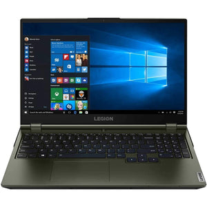 "Lenovo Legion 5 15IMH05H 15.6"" 16GB 1.5TB Intel Core i7-10750H X6 2.6GHz, Dark Moss (Refurbished)"