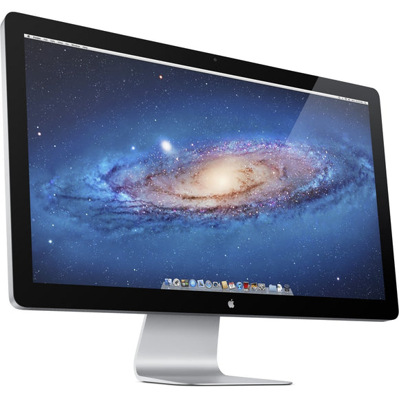 Apple MC914LL/A Thunderbolt Display Display Port 2560x1440 27