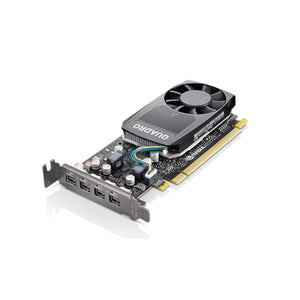 ThinkStation Nvidia Quadro P620 2GB GDDR5 Graphics Card, Black (Certified Refurbished)