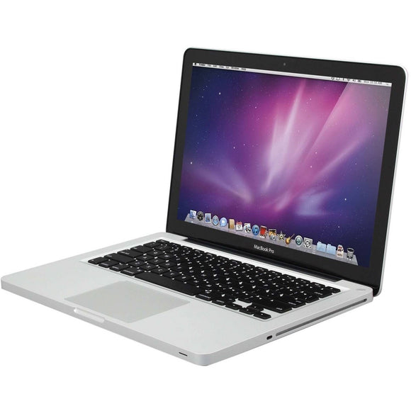 Apple MacBook Pro MD101LLA Intel Core i5-3210M X2 2.5GHz 16GB 500GB, Silver (Scratch and Dent)