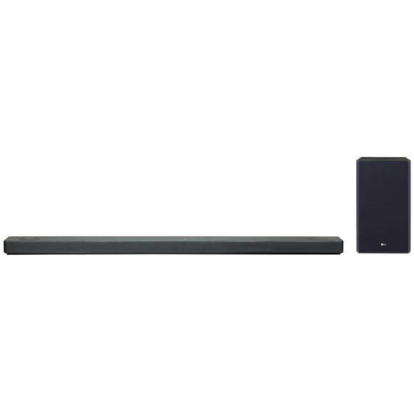 LG Electronics SL10YG 5.1.2 Channel Soundbar & Subwoofer Combo(Certified Refurbished)