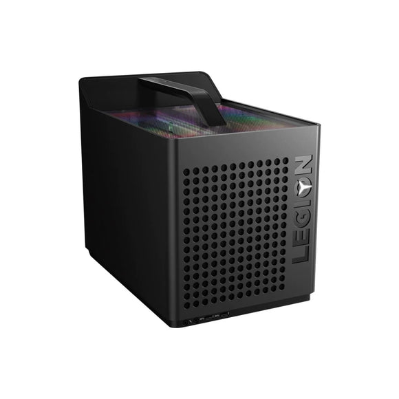 Lenovo Legion C730-19ICO Gaming Cube Mini PC 16GB 1.5TB X8 3.6GHz, Iron Grey (Certified Refurbished)