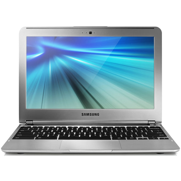 Samsung XE550C22-A01US Intel Celeron 867 X2 1.3GHz 4GB 16GB SSD, Silver (Certified Refurbished)