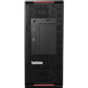 Lenovo ThinkStation P920 Tower 64GB 1.3TB Intel Xeon Silver 4110, Black (Certified Refurbished)