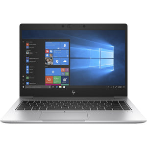 "HP EliteBook 745 G6 14"" 16GB 256GB AMD Ryzen 7 3700U X4 2.3GHz Win10, Silver (Certified Refurbished)"