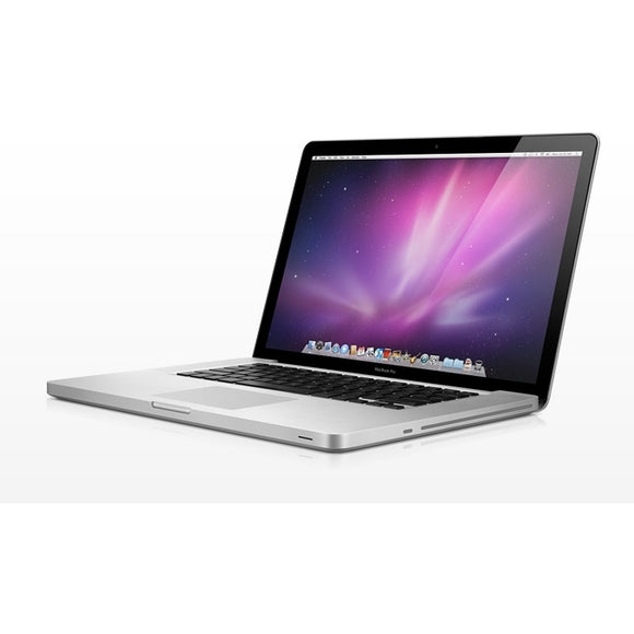 Apple MacBook Pro MD318LL/A Intel Core i7-2675QM X4 2.2GHz 4GB 500GB, Silver (Scratch and Dent)