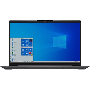 "Lenovo IdeaPad 5 14IIL05 14"" Touch 8GB 512GB X4 1.0GHz Win10, Graphite Gray (Certified Refurbished)"