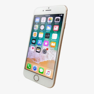 Apple iPhone 8 64GB 4G LTE/GSM Unlocked GSM iOS, Gold (Scratch and Dent)