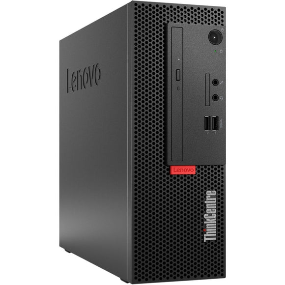 Lenovo ThinkCentre M710e SFF 8GB 1TB Intel Core i5-7400 X4 3GHz Win10, Black (Certified Refurbished)