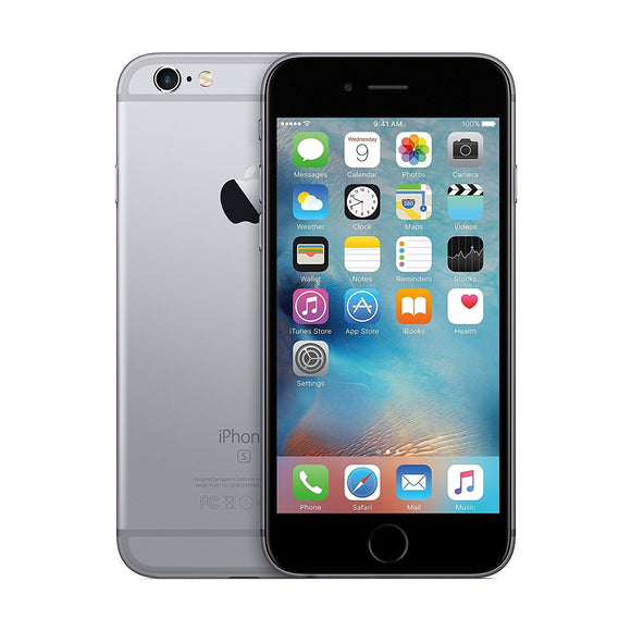Apple iPhone 6s 16 GB Space Gray AT&T (Refurbished)