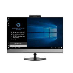 "Lenovo V530-24ICB 23.8"" 8GB 1TB Intel Core i7-8700T X6 2.4GHz Win10, Black (Certified Refurbished)"