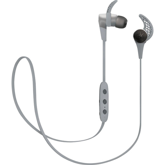 Jaybird X3 Sport Water Resistant Wireless In-Ear Headphones, Platinum White (Certified Refurbished)