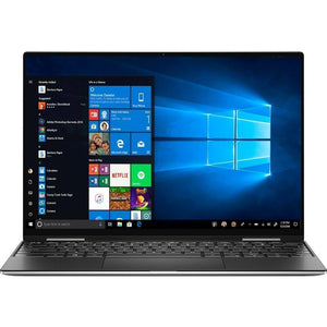"Dell XPS 7390-7923SLV 13.4"" Touch 16GB 512GB Intel Core i7-1065G7, Platinum Silver (Refurbished)"