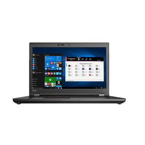 "Lenovo ThinkPad P72 Workstation 17.3"" 16GB 512GB Intel Xeon E-2176M, Black (Certified Refurbished)"