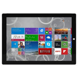 "Microsoft Surface Pro 3 MQ2-00001 12"" Tablet 128GB WiFi i5-4300U, Silver (Scratch and Dent)"