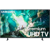 "Samsung RU800D 4k 75"" Smart LED TV, Grey (Certified Refurbished)"