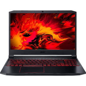 "Acer Nitro 5 AN515-55-53AG 15.6"" 8GB 256GB Intel Core i5-10300H X4 2.5GHz Win10, Obsidian Black"