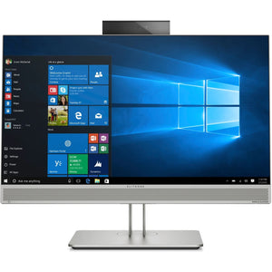 "HP EliteOne 800 G5 23.8"" 8GB 1TB Intel Core i5-9500 X6 3.0GHz Win10, Black/Silver"