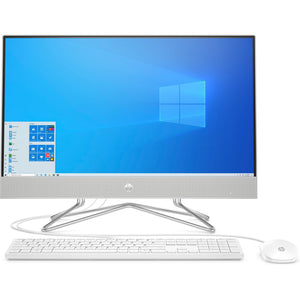 "HP 24-DP0158 23.8"" Touch 16GB 1.3TB Intel Core i7-10510U X4 1.8GHz, White (Certified Refurbished)"