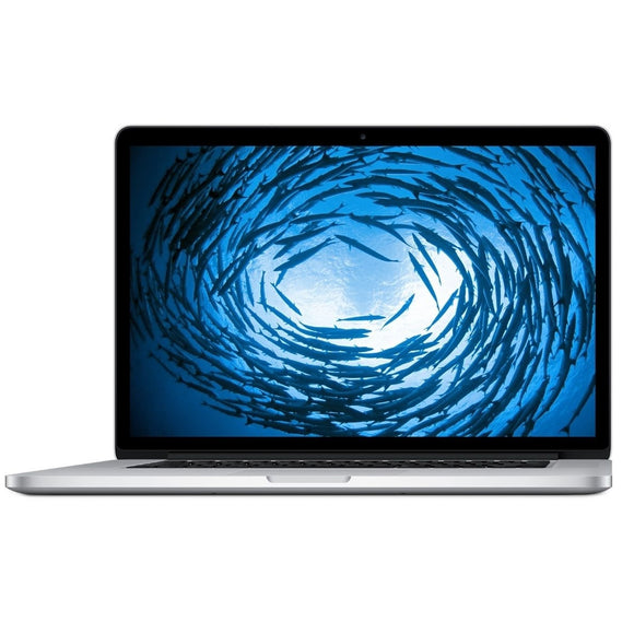 Apple MacBook Pro ME874LL/A Intel Core i7-4960HQ X4 2.6GHz 16GB 512GB SSD, Silver (Scratch and Dent)