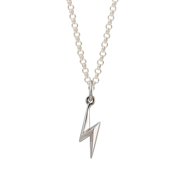 Lightning Bolt Necklace - Scream Pretty